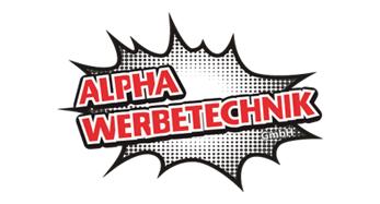 Logo Alpha_Werbetechnik